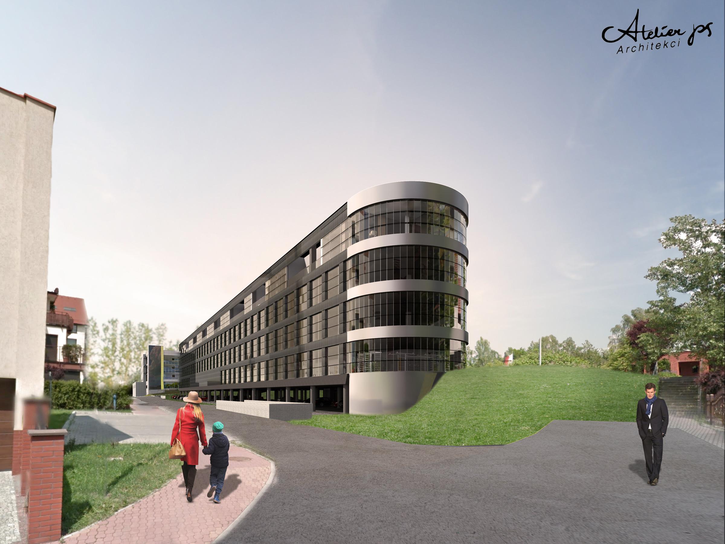 arka, projekty architektoniczne, biura