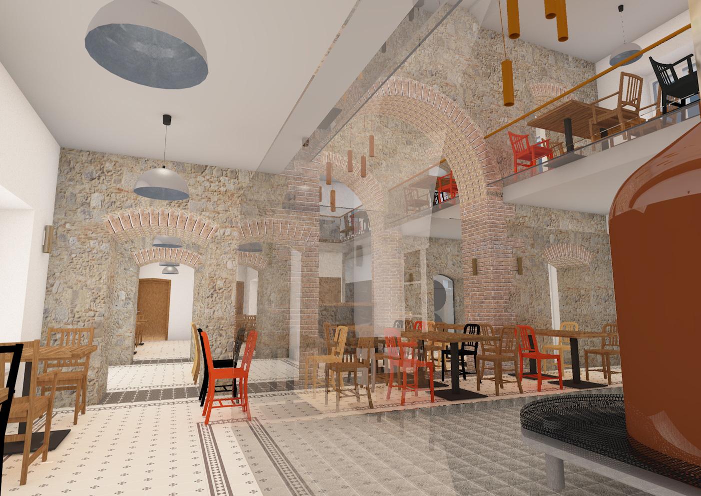 browar donnesmarckow, hotel, palac, biuro projektowe