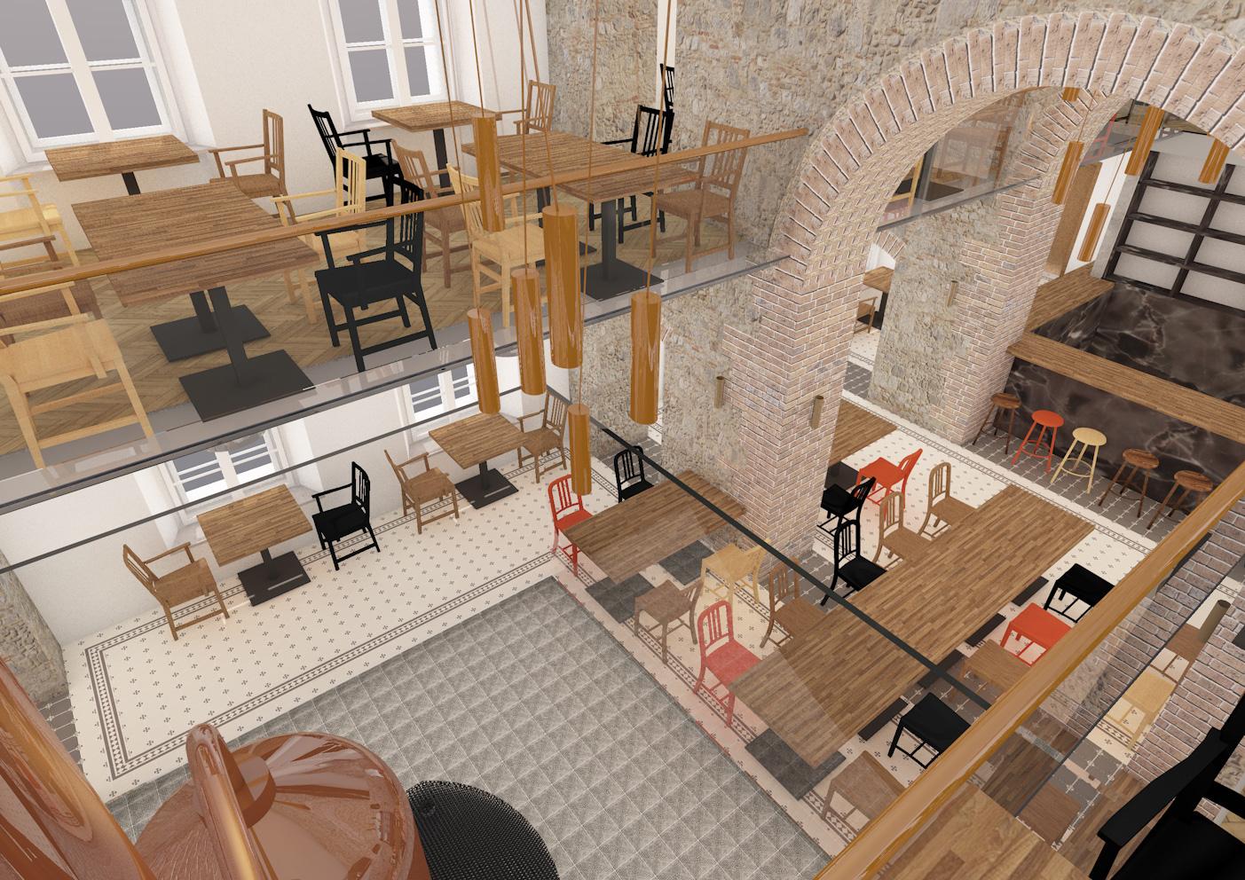 browar donnesmarckow, hotel, palac, projekty indywidualne