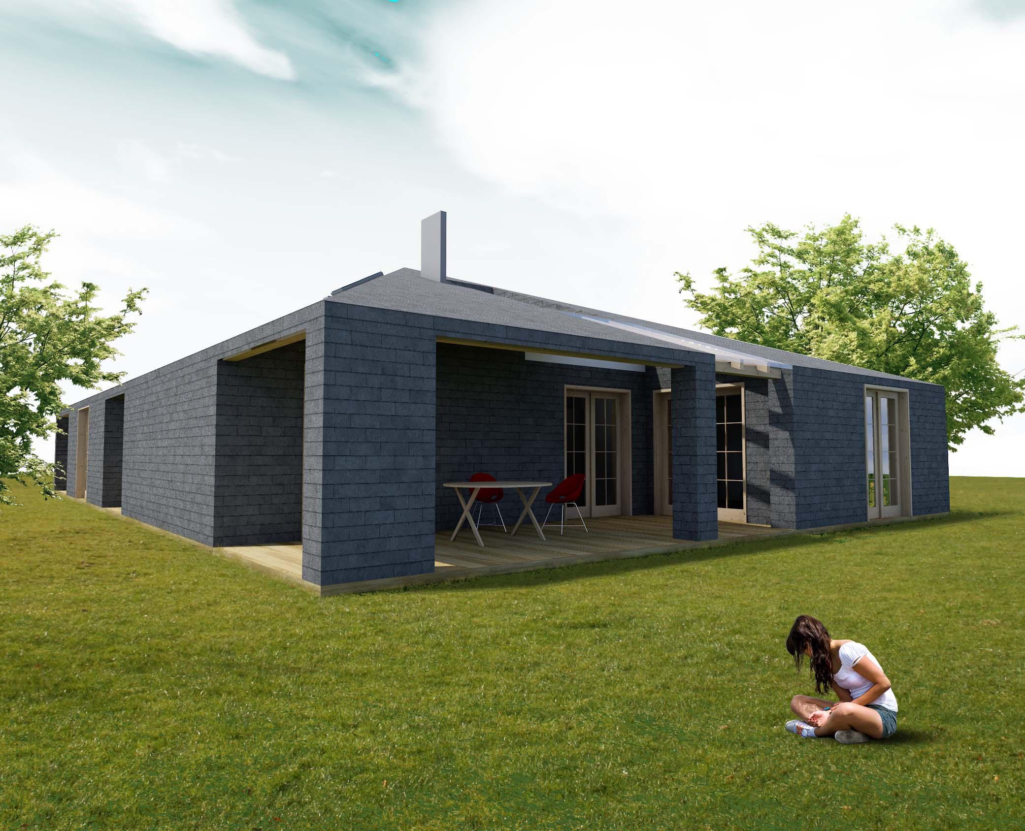 dom prosty, biuro projektowe