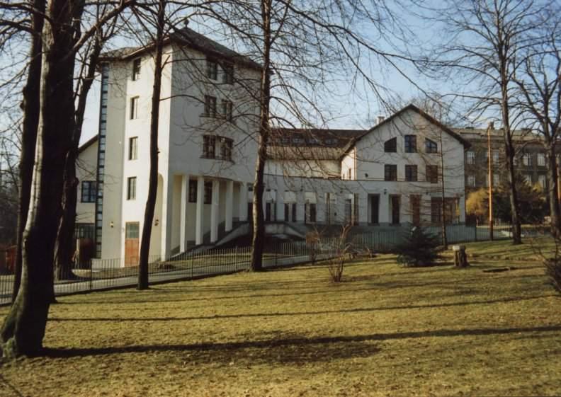 Osrodek wydawniczy kosciola ewangelicko-augsburskiego, bielsko-biala, park